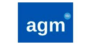 Logo de AGM