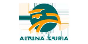 Logo Altuna y uria
