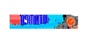 Logo Asmatu