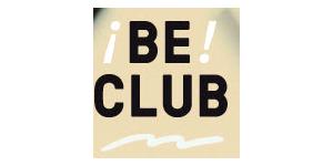 Logo Be Club
