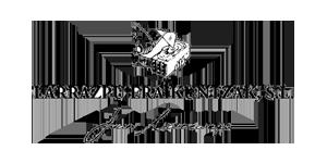Logo de Larrazpu eraikuntzak