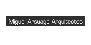 Logo de Miguel Arsuaga Arquitectos