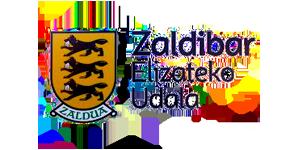 Logo Zaldibar udala